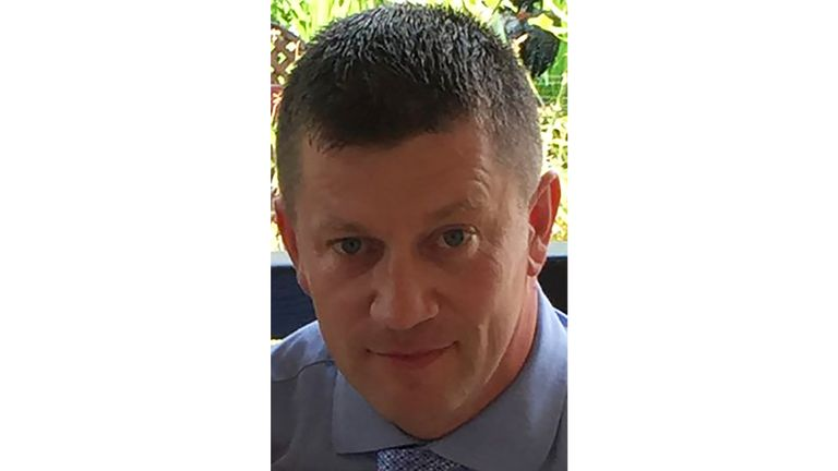 PC Keith Palmer was a season ticket holder at Charlton (credit:  Metropolitan Police)