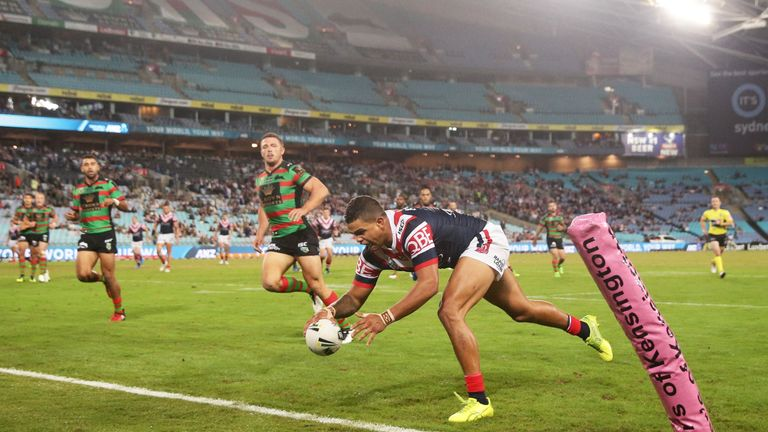 Fans outside major cities will get the chance to see players like Latrell Mitchell in action