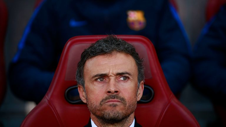 Luis Enrique to stand down after three years in charge