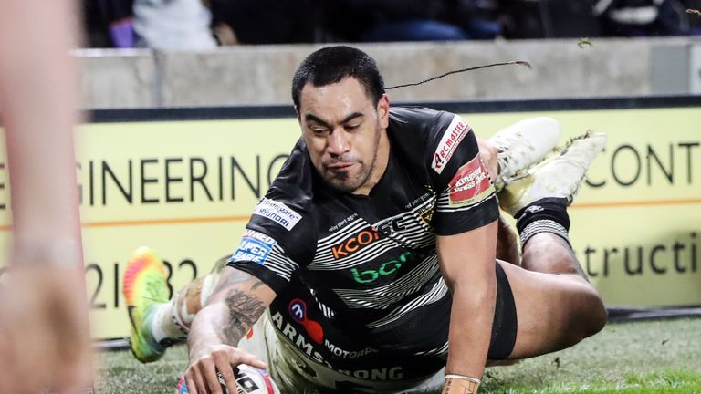 Hull FC's Mahe Fonua could be heading back to the NRL