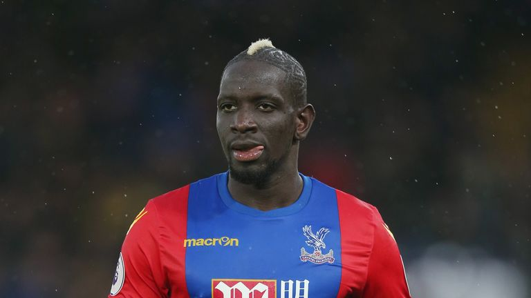 Mamadou Sakho is currently on loan at Crystal Palace