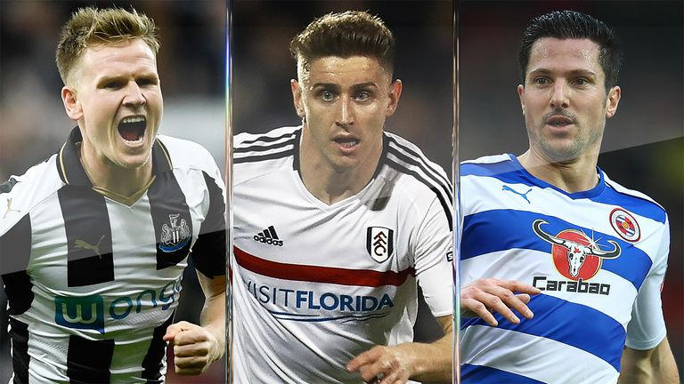 Should Matt Ritchie, Tom Cairney and Yann Kermorgant be in the Championship team of the season?