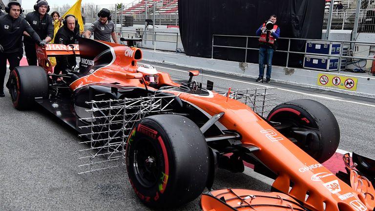 Honda Adding Customer Sauber Deal Would Aid Mclaren F1