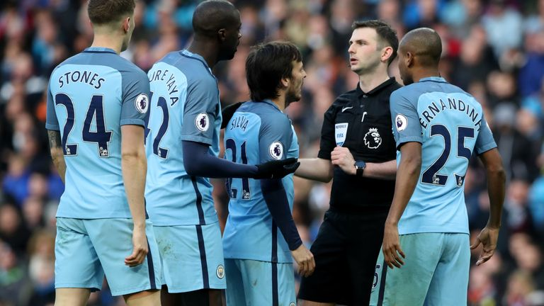 City accepts FA charge