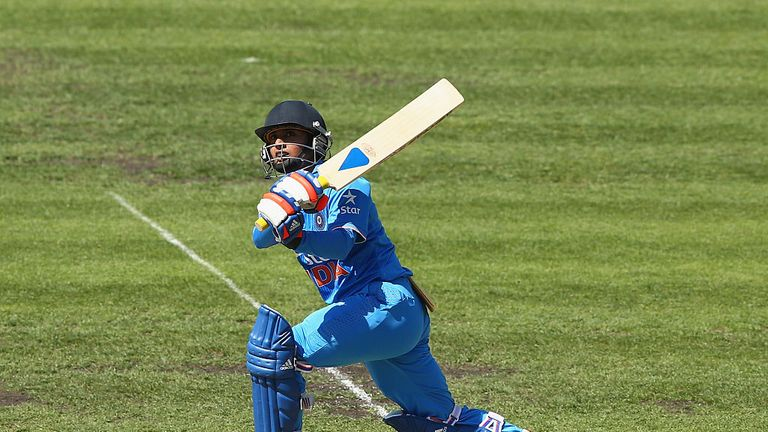Mithali Raj is the second highest run-scorer in women's international cricket history