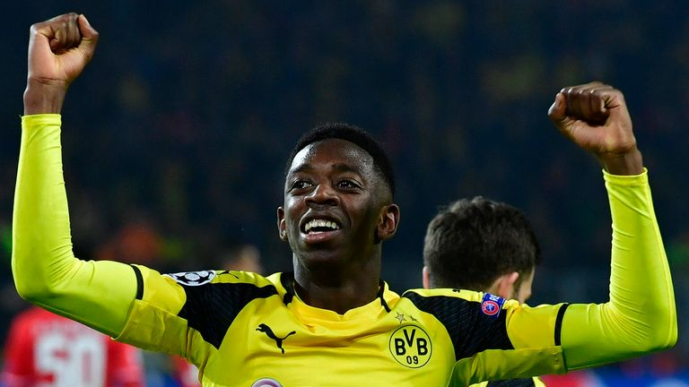Will Ousmane Dembele be heading to La Liga?