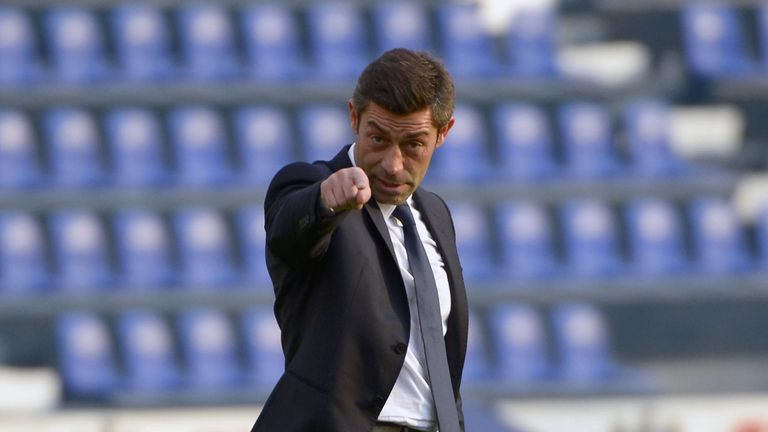 Caixinha could be appointed before Sunday's clash at Celtic Park