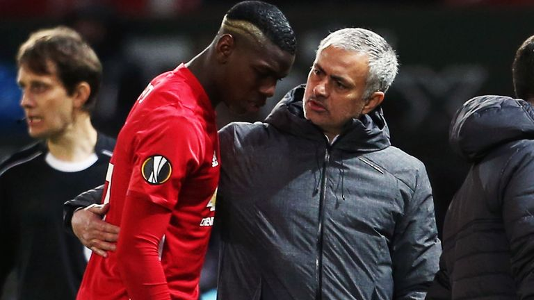 Jose Mourinho said in February Paul Pogba's £89m fee would soon look cheap