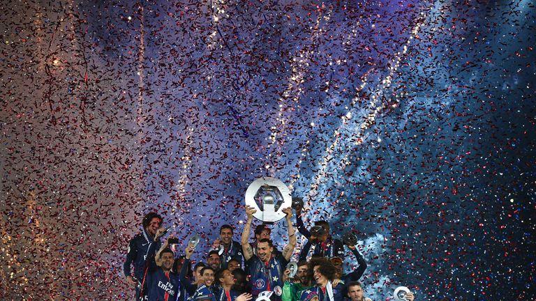 Paris Saint-Germain won the 2015/16 Ligue 1 title with a remarkable 31-point margin
