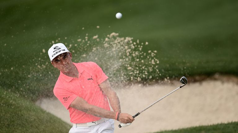Fowler started with five birdies over his first seven holes