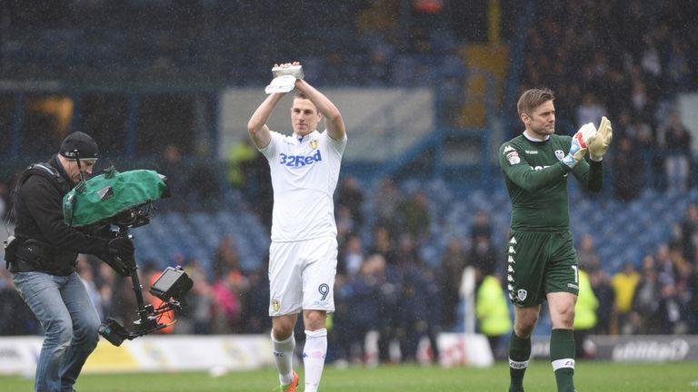 Green joined Huddersfield from Leeds last summer
