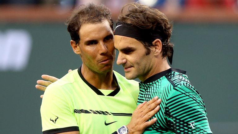 Will Nadal and Federer battle it out for world No 1?