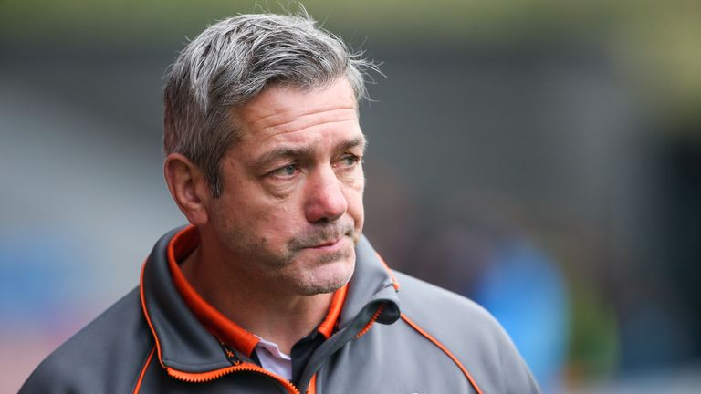Daryl Powell turned down the chance to join Wayne Bennett's England staff