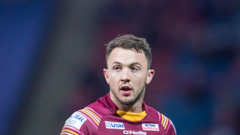 Ryan Brierley has signed for Toronto Wolfpack
