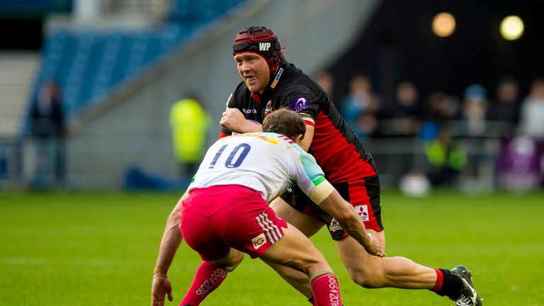 Injury has cost Willem Nel a place in the Lions squad