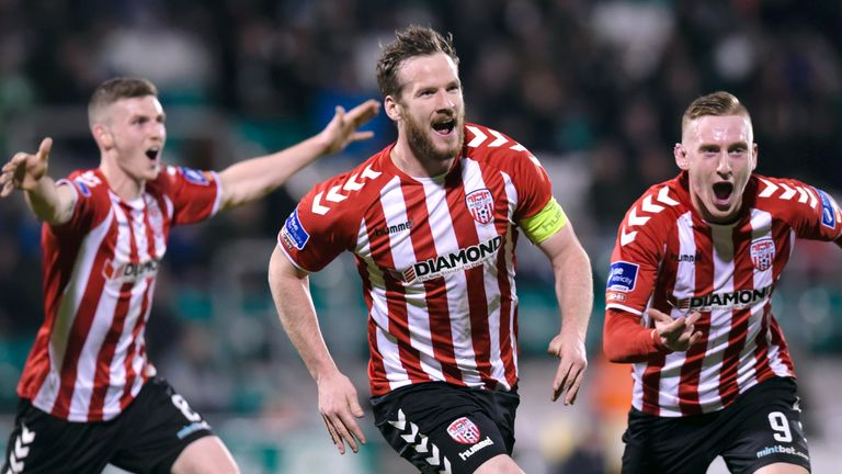 McBride, capitano del Derry City, trovato morto in casa a 27 anni