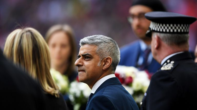 No need for European Union  to 'punish' United Kingdom  for Brexit, warns London Mayor