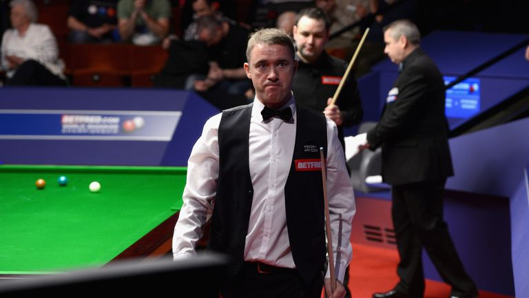 Stephen Hendry will not be competing at this year's World Snooker Championship
