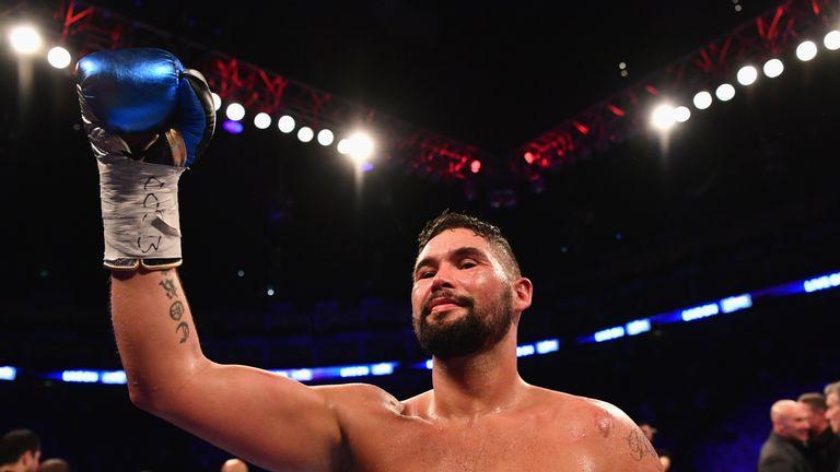Haye: I Will Be A Heavyweight Champion Again