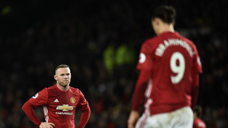 Mourinho says Wayne Rooney can play an important role for  Manchester United towards the end of the season