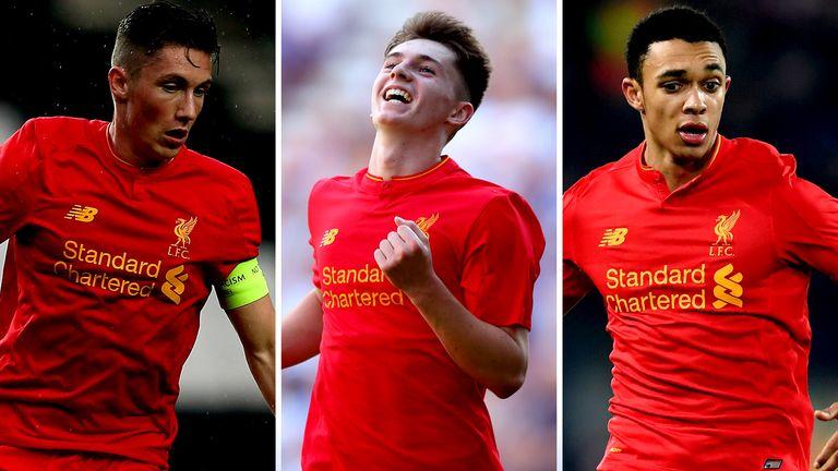 Liverpool boss Klopp challenges 'fantastic' Brewster, Woodburn