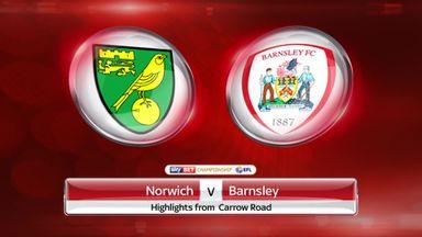 Norwich 2-0 Barnsley