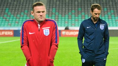 Wayne Rooney has been left out of the England squad