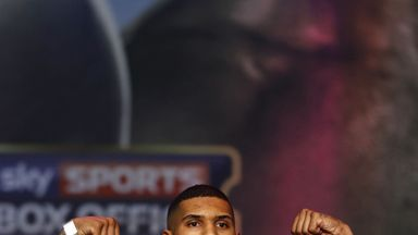 Conor Benn will finally return to the ring this Saturday as he takes on Danny Little
