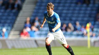 Former Rangers player David Templeton has joined Hamilton