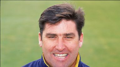 John Derrick was a mainstay of Glamorgan CCC for many years