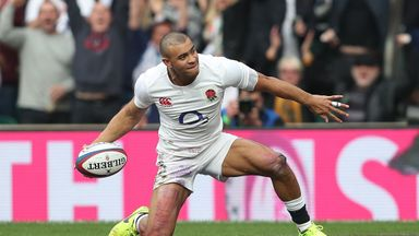England centre Jonathan Joseph says he never lost hope of a Lions place