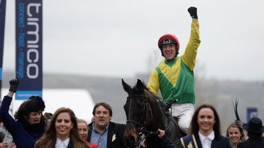 Sizing John was one of Alex's three winners on Friday
