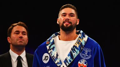 Tony Bellew has welcomed a fight with pound-for-pound king Andre Ward