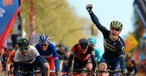 Froome falters as Valverde leads