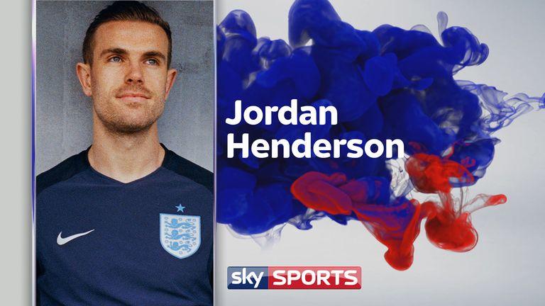 Jordan Henderson (credit: Lottie Bea Spencer x Nike)