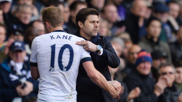 Tottenham boss Mauricio Pochettino says Harry Kane will not be out for long