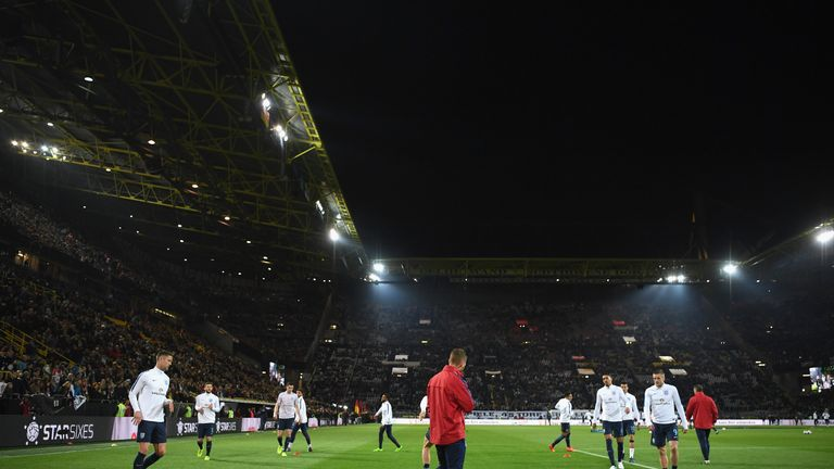 The Football Supporters' Federation has condemned the vile chants sung by some England fans during Wednesday night's international with Germany