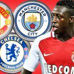 Benjamin Mendy a transfer target for Man Utd, Man City, Chelsea