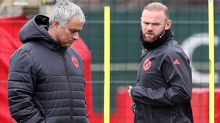 Mourinho hopes Wayne Rooney's return can give United a boost