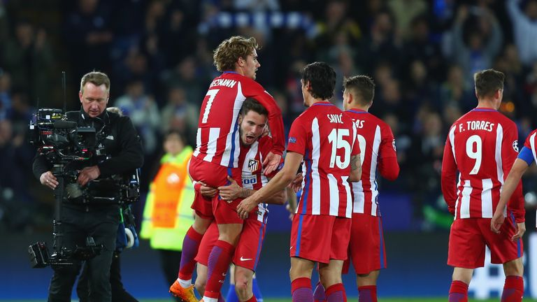 Leicester 1 1 atletico madrid solid spaniards too good for foxes leicesters champions league adventure is over after a 2 1 aggregate defeat in their quarter final tie against atletico madrid an opponent who showed all voltagebd Image collections