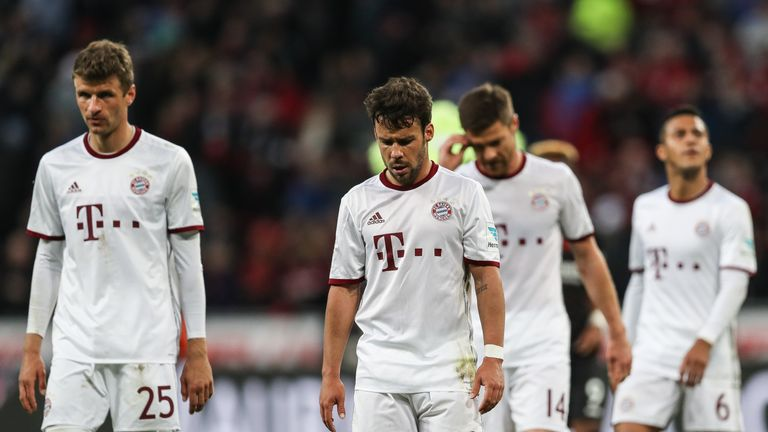 Muller regularly started games on the bench under Carlo Ancelotti last season