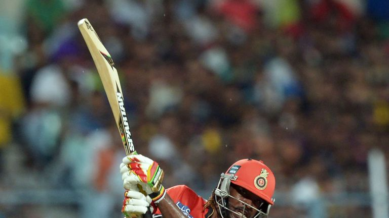Chris Gayle holds the record for the fastest T20 century, off 30 deliveries in the 2013 IPL