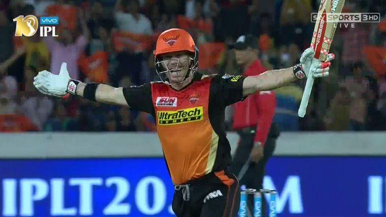 Can David Warner make it back-to-back IPL titles for Sunrisers Hyderabad?