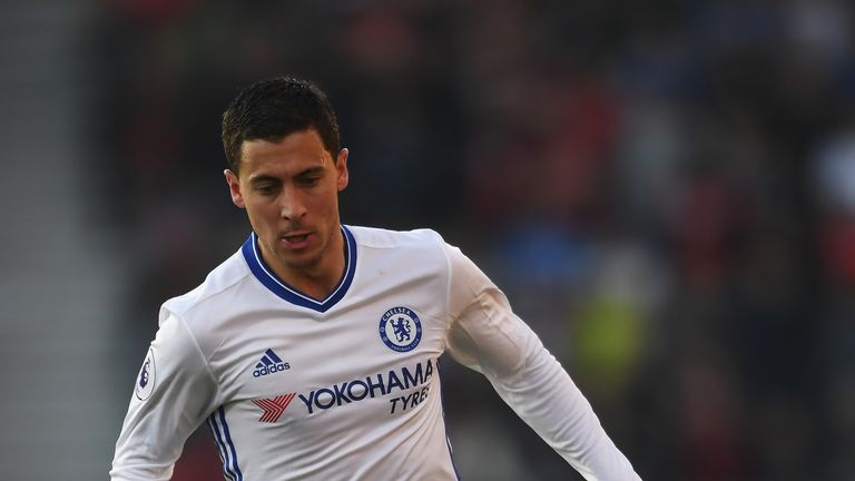 Could Eden Hazard be Real Madrid's new Galactico?