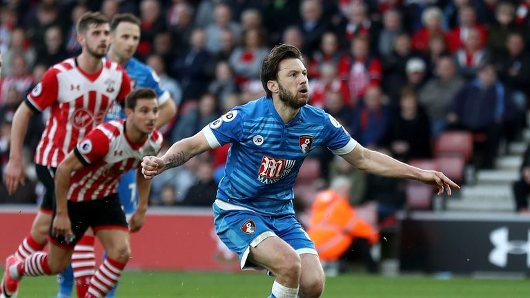 Harry Arter signs new four-year contract at Bournemouth - SkySports