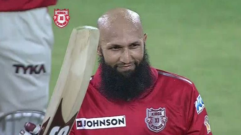 Hashim Amla takes one of the openers slots in Nick Knight's team of the tournament