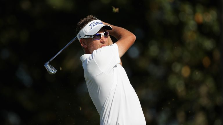 Poulter was one stroke short of retaining his card at last week's RBC Heritage