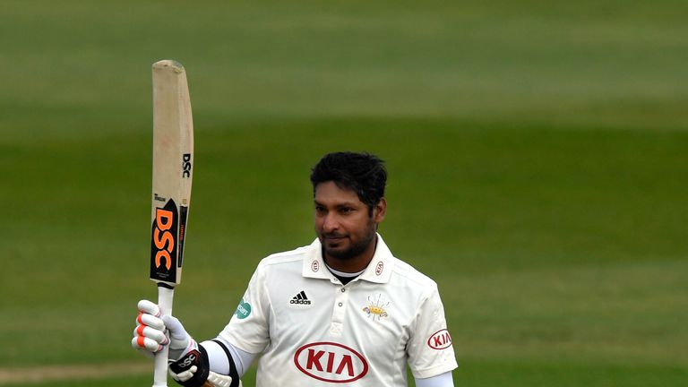 TEA: Vince closing in on century against Yorkshire