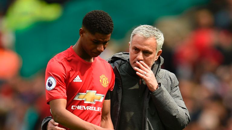 Luke Shaw setback gives Jose Mourhino new Man United defensive headache