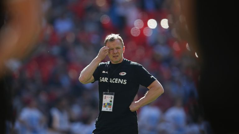 Mark McCall admits the salary cap is a source of concern for Saracens